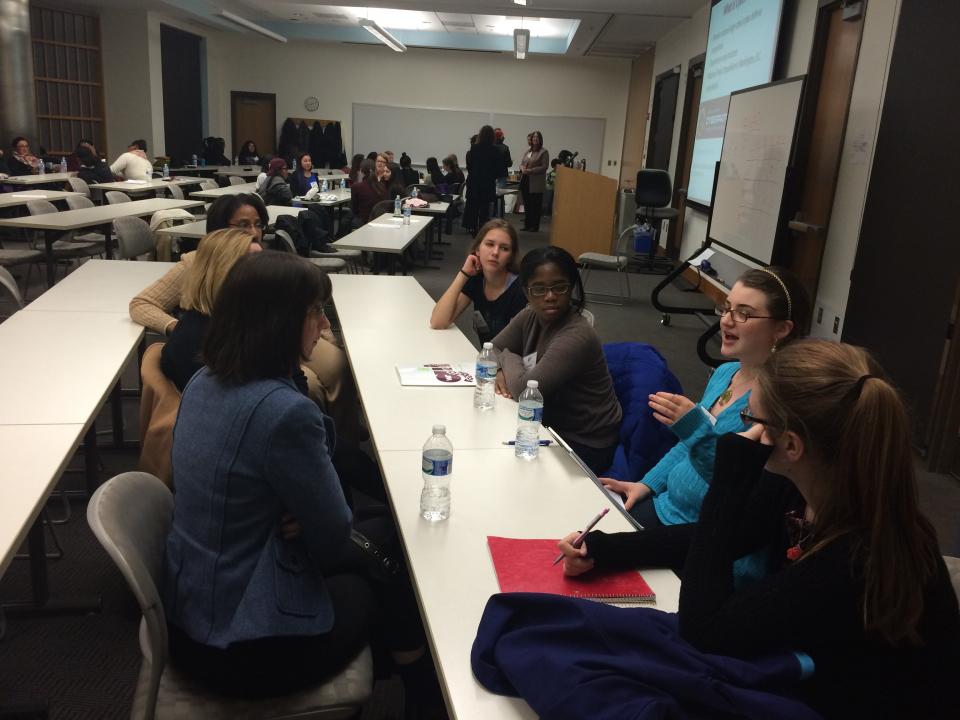 Women in Technology -Girls in Technology Event