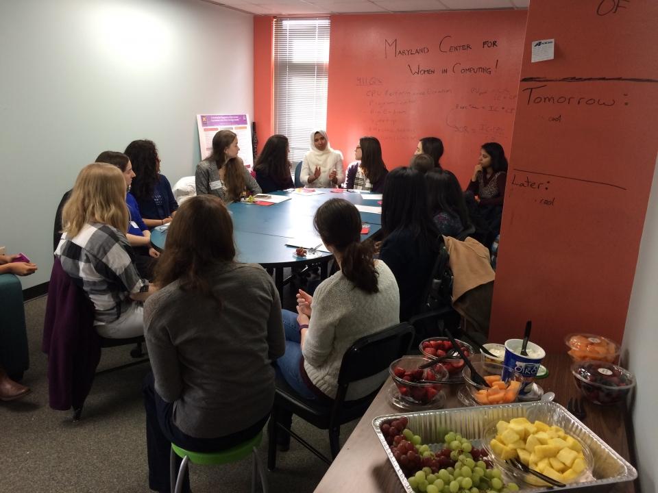 CS Women Meeting