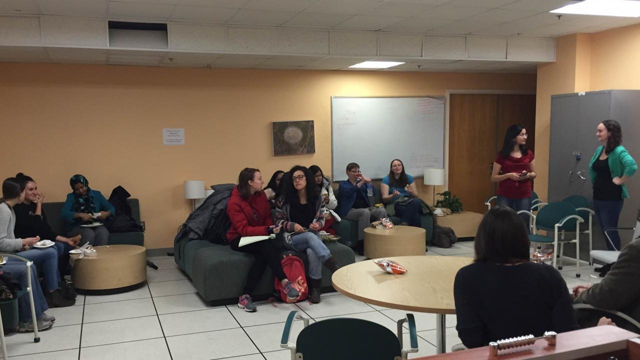 CS Women Gathering