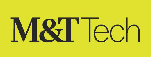 M & T Tech logo